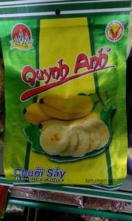 🚚 越南香蕉乾