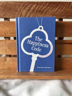 The Happiness Code by Dominique Bertolucci