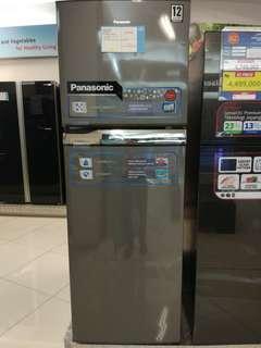 Panasonic Kulkas 2 Pintu Free 1X Cicilan Tanpa Kartu Kredit Proses Cepat