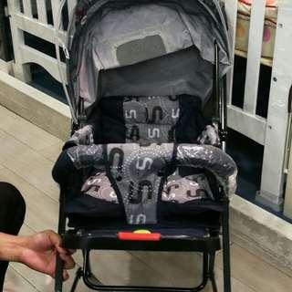 Used apruva stroller