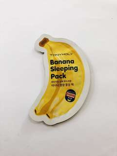 Tony Moly's Banana Sleeping Pack