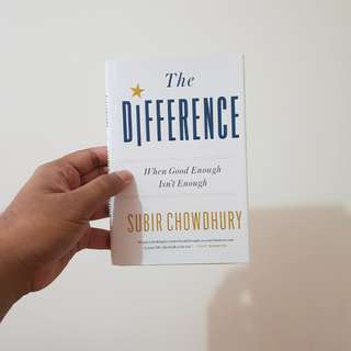 The Difference (Hard Cover)