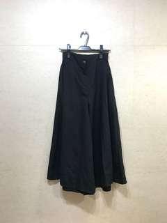 🚚 棉料寬褲裙-保留