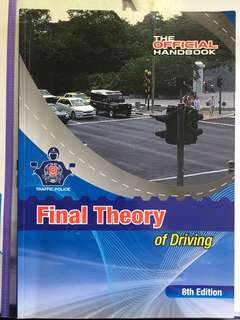 Final Theory of Driving FTT Book