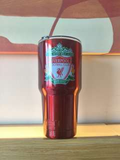 🚚 🌟 In-stocks!! Liverpool flask with Liverpool Carrier!