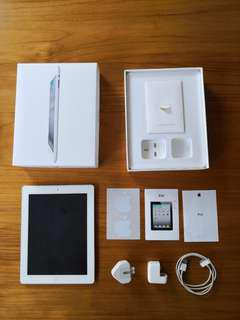 Apple iPad2 WiFi 64GB with Box, Charger, Cable
