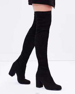 Atmos&here Ferronia Block Heel Boot