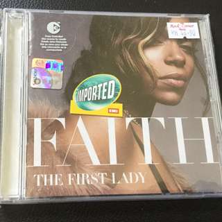 Faith Evans The First Lady