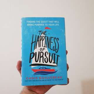 The Happiness of Pursuit (Hard Cover)