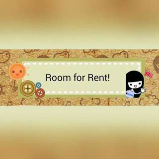 Yew Tee Master Room for Rent!