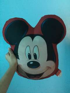 Mickey Mouse Disney Pillow