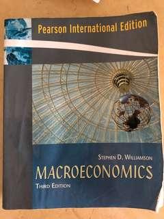 Microeconomics Textbook- Marco Economics