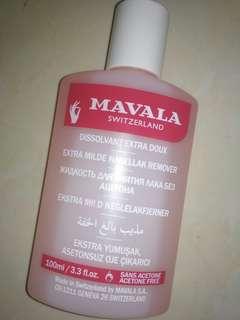 Nail remover
