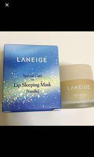 🚚 Laneige lip sleeping mask (vanilla)