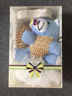 Cutie bath Tools Gift Set