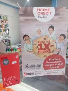 Credit handphone