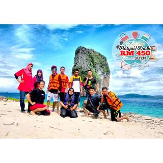 Krabi/Hatyai 3D2N Private Muslim Tour