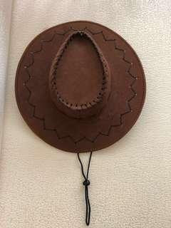 🚚 帥氣西部牛仔帽