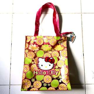 PLOVED: Hello Kitty Tote Bag