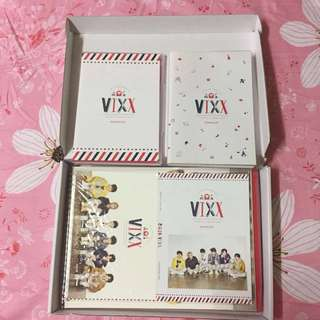 VIXX SEASON GREETINGS 2016