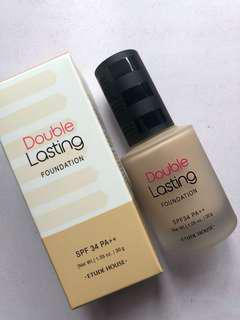 Etude House Double Lasting Foundation rosy sand
