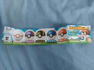 日本直送 絕對正版 Pokemon 精靈球 monster ball 扭蛋 沙灘波
