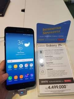 Samsung j7 plus kredit tanpacc