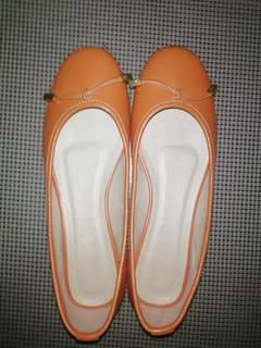 Tangerine Dollshoes