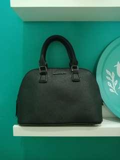 Mango Shell Handbag