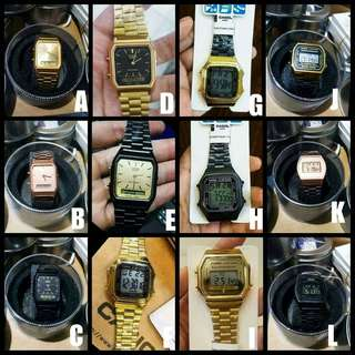 CASIO WATCH FOR SALE🔥🔥