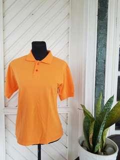 Freego Orange Polo Shirt