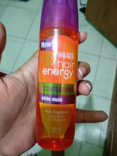 Makarizo hair spray
