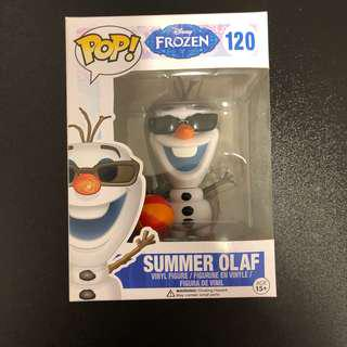 Funko POP Summer Olaf