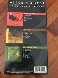 🚚 alice cooper trilogy cds