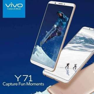 Kredit HP Vivo Y71 3Gb Di Oke Shop Gandaria City Proses 3 Menit