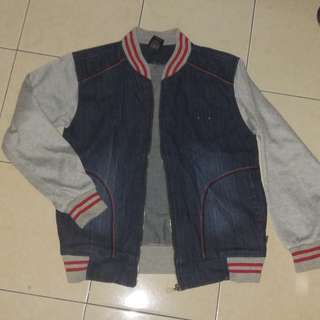 Denim jacket/ jaket denim,jeans