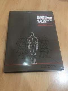 Human Dimension & Interior Space