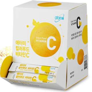 🚚 Atomy Color Food Vitamin C