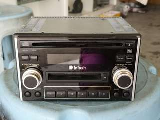 Used McIntosh Car Player 2 din