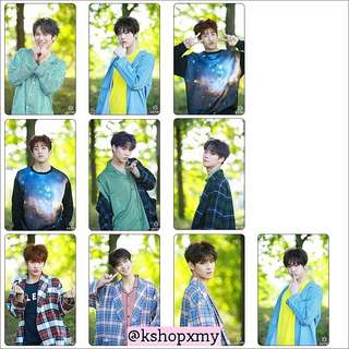 Astro ' Dream - Part 2 ' Glossy Photocards