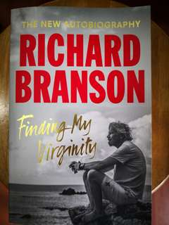 Richard Branson - Finding My Virginity