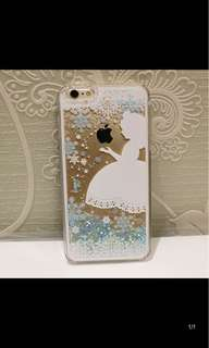 愛麗絲 iPhone6s 流沙硬殻