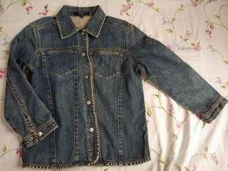 Bayo denim jacket