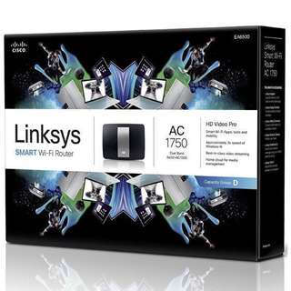 (CHEAPEST) Linksys EA6700 AC1750 Wi-Fi Router