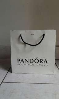 Pandora paper bag