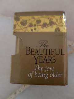 The Beautiful Years (Joy of being old) - Helen Exley