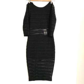 BNWT bodycon lacy dress F21