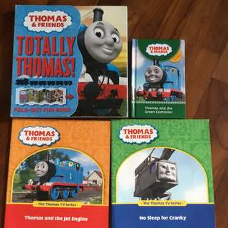 🚚 Thomas and friends- bundle of 4 books