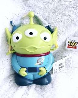 Toy Story - Alien Popcorn Bucket / Bucket Bank