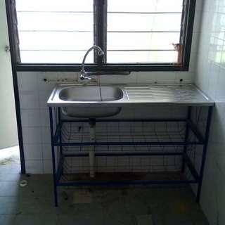 Plumber pemasangan sinki call 0199427966
